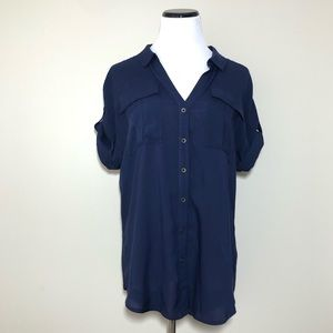 Anthropologie Edme & Esyllte Beckett Button Down